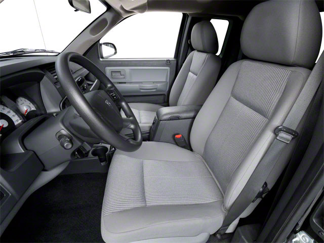 2011 Ram Truck Dakota Pictures Dakota Extended Cab Bighorn/Lone Star photos front seat interior