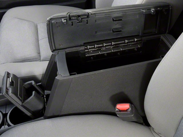 2011 Ram Truck Dakota Pictures Dakota Extended Cab Bighorn/Lone Star photos center storage console