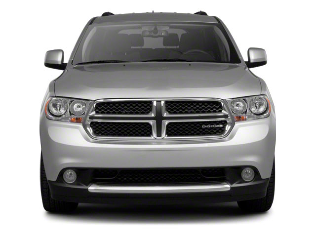 2011 Dodge Durango Prices and Values Utility 4D R/T AWD front view