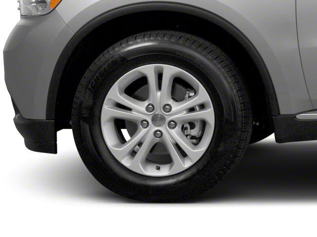 2011 Dodge Durango Prices and Values Utility 4D Express 2WD wheel