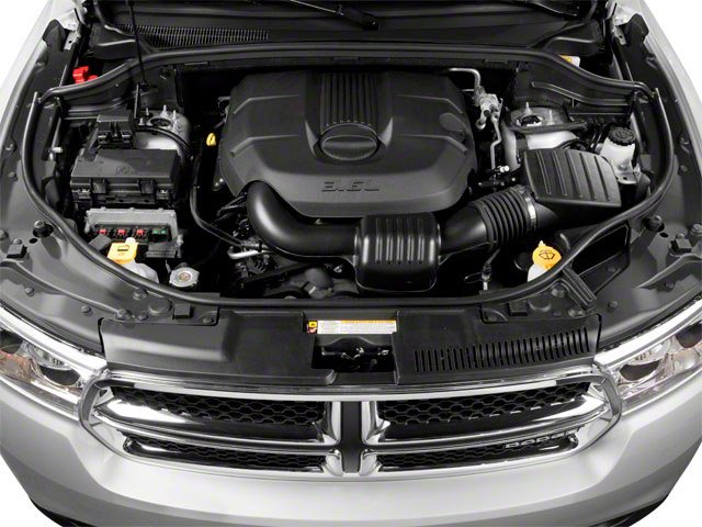 2011 Dodge Durango Pictures Durango Utility 4D Heat 2WD photos engine