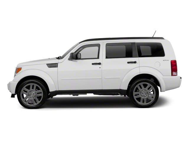 2011 Dodge Nitro Prices and Values Utility 4D SXT 2WD side view