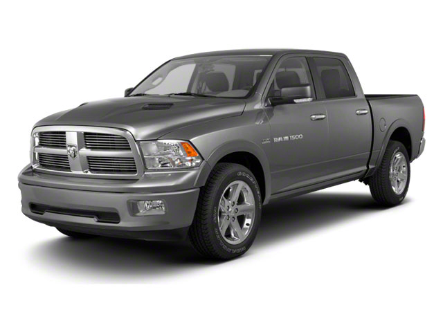 2011 Ram Truck 1500 Pictures 1500 Crew Cab SLT 4WD photos side front view