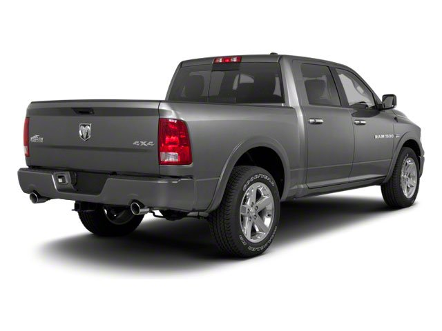 2011 Ram Truck 1500 Prices and Values Crew Cab Outdoorsman 2WD side rear view