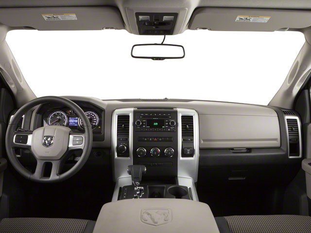 2011 Ram Truck 1500 Prices and Values Crew Cab Outdoorsman 2WD full dashboard