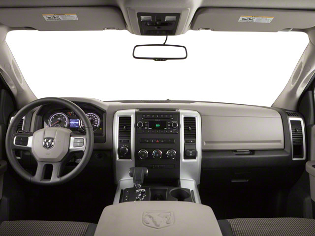 2011 Ram Truck 1500 Pictures 1500 Crew Cab SLT 4WD photos full dashboard