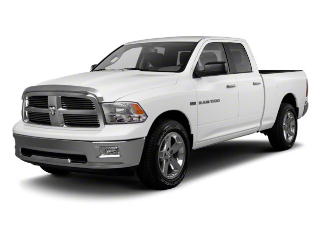 2011 Ram Truck 1500 Pictures 1500 Quad Cab Outdoorsman 2WD photos side front view