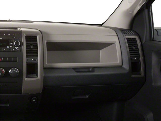 2011 Ram Truck 1500 Prices and Values Regular Cab ST 2WD passenger's dashboard