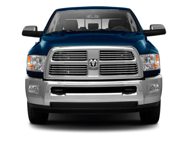 2011 Ram Truck 2500 Prices and Values Mega Cab Longhorn 4WD front view