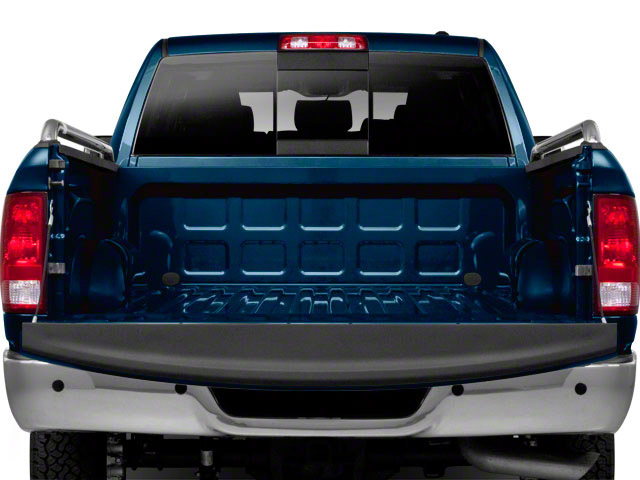 2011 Ram Truck 2500 Pictures 2500 Mega Cab Longhorn 4WD photos open trunk