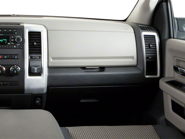 2011 Ram Truck 2500 Prices and Values Crew Cab ST 4WD passenger's dashboard