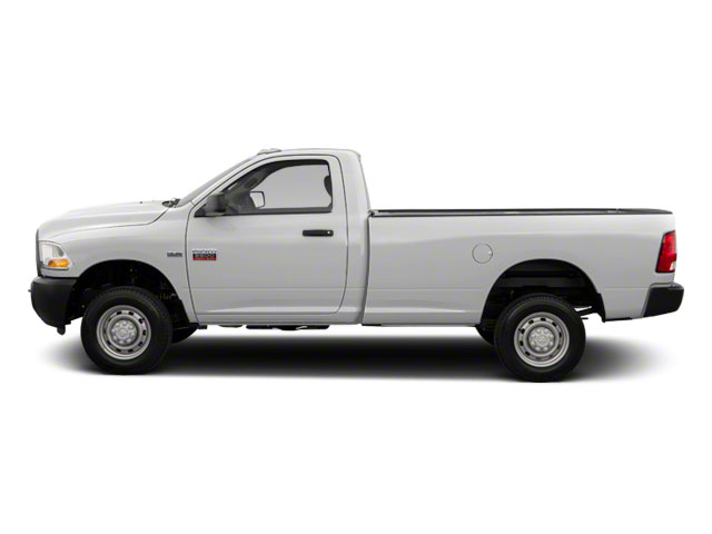 2011 Ram Truck 2500 Pictures 2500 Regular Cab ST 4WD photos side view