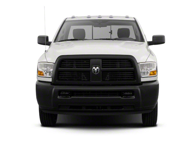 2011 Ram Truck 2500 Pictures 2500 Regular Cab ST 4WD photos front view