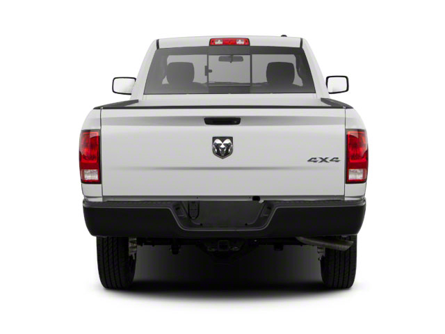 2011 Ram Truck 2500 Pictures 2500 Regular Cab ST 4WD photos rear view