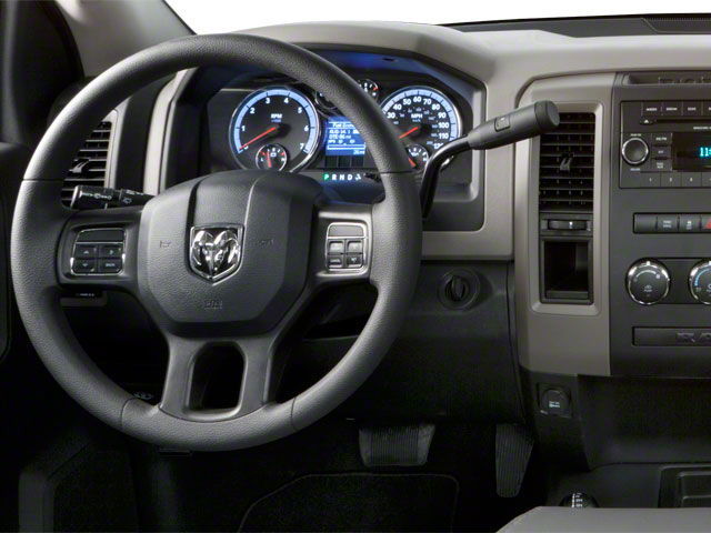 2011 Ram Truck 2500 Pictures 2500 Regular Cab ST 4WD photos driver's dashboard