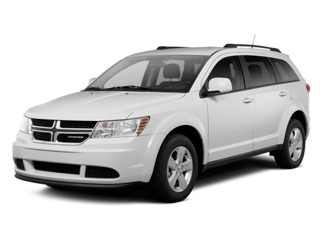 2011 Dodge Journey Pictures Journey Utility 4D Mainstreet AWD photos side front view