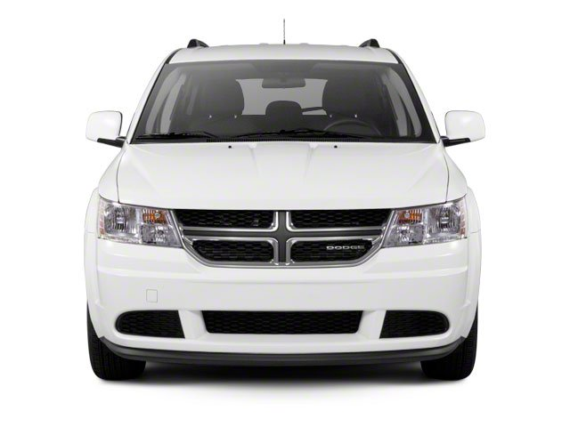 2011 Dodge Journey Prices and Values Utility 4D Crew AWD front view