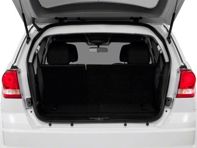 2011 Dodge Journey Pictures Journey Utility 4D Crew 2WD photos open trunk