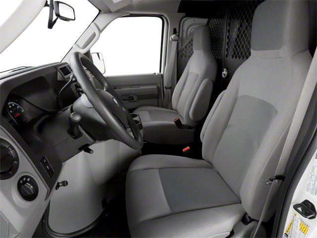 2011 Ford Econoline Wagon Pictures Econoline Wagon Super Duty Extended Wagon XLT photos front seat interior