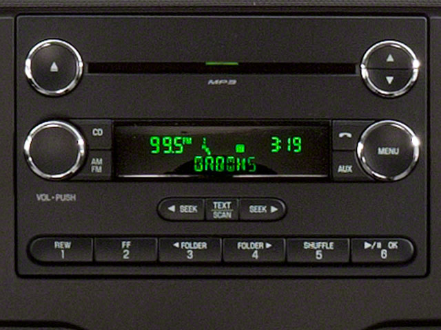 2011 Ford Econoline Wagon Prices and Values Club Wagon XL stereo system