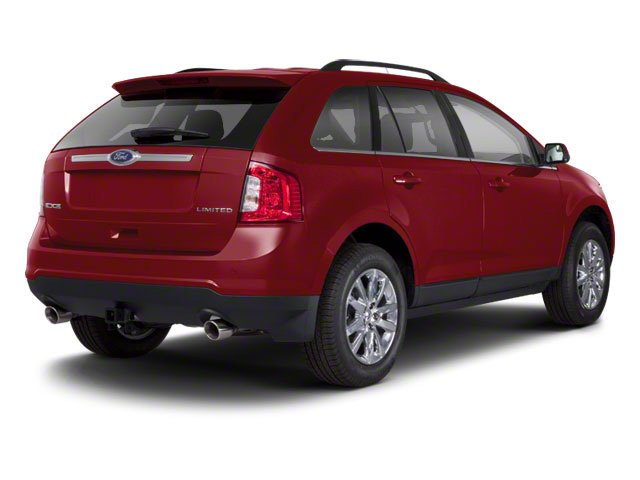 2011 Ford Edge Prices and Values Wagon 4D SE AWD side rear view