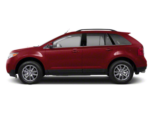 2011 Ford Edge Prices and Values Wagon 4D SE AWD side view