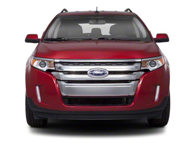 2011 Ford Edge Prices and Values Wagon 4D SE AWD front view