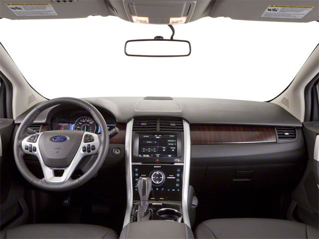 2011 Ford Edge Prices and Values Wagon 4D SE AWD full dashboard