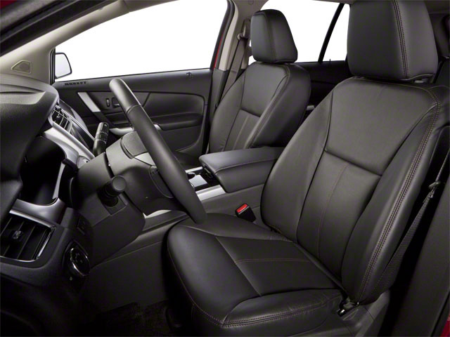 2011 Ford Edge Prices and Values Wagon 4D SE AWD front seat interior