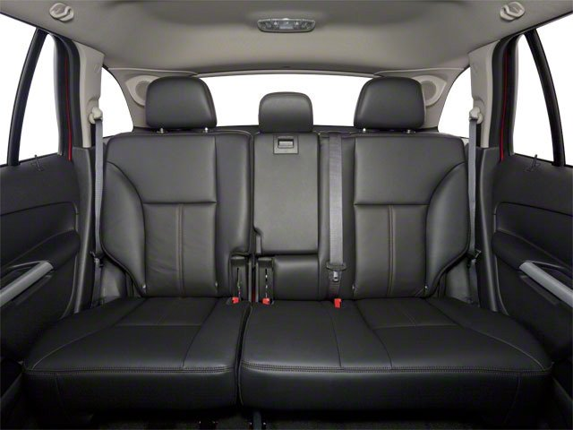 2011 Ford Edge Prices and Values Wagon 4D SE AWD backseat interior