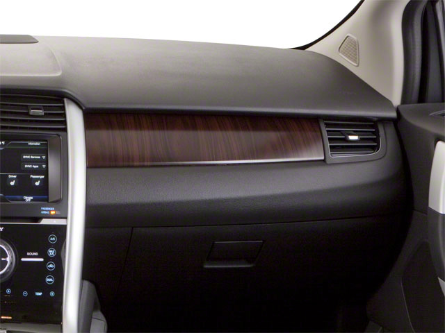 2011 Ford Edge Prices and Values Wagon 4D SE AWD passenger's dashboard