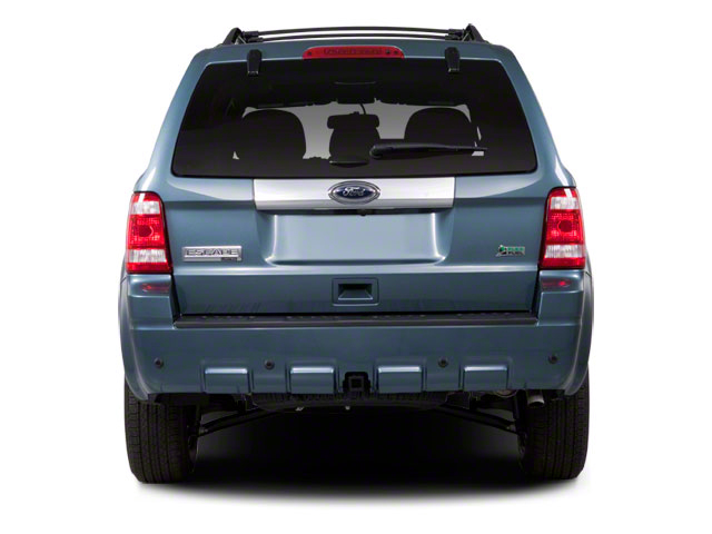 2011 Ford Escape Prices and Values Utility 4D Limited 2WD (V6) rear view