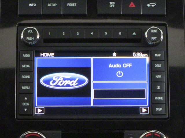 2011 Ford Expedition Pictures Expedition Utility 4D King Ranch 2WD photos stereo system