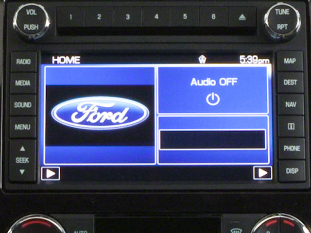 2011 Ford Expedition Pictures Expedition Utility 4D King Ranch 2WD photos navigation system
