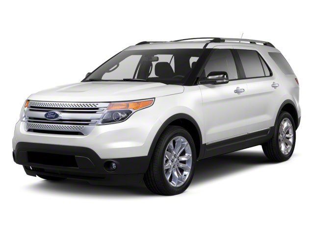 2011 Ford Explorer Prices and Values Utility 4D Limited 4WD