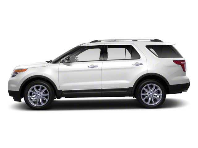 2011 Ford Explorer Prices and Values Utility 4D Limited 2WD side view