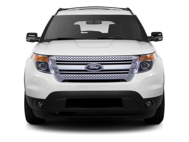 2011 Ford Explorer Prices and Values Utility 4D Limited 4WD front view
