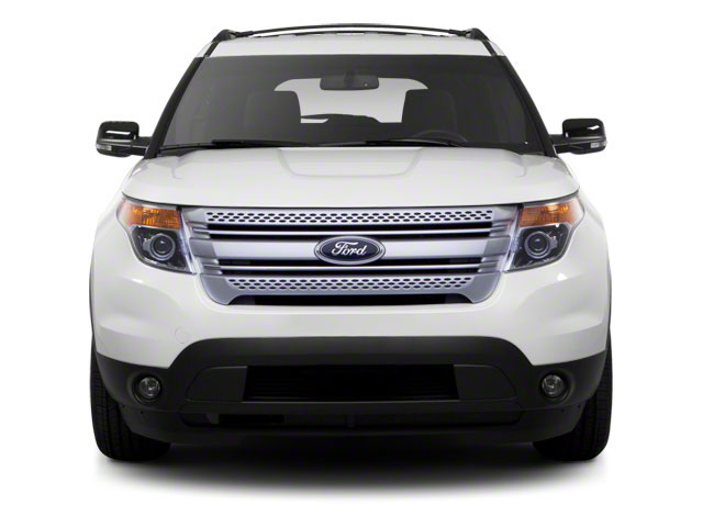 2011 Ford Explorer Prices and Values Utility 4D Limited 2WD front view