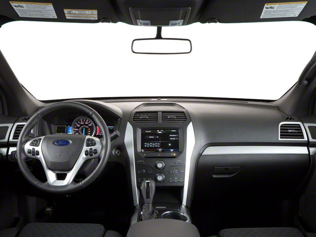 2011 Ford Explorer Prices and Values Utility 4D Limited 2WD full dashboard