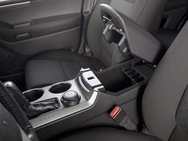 2011 Ford Explorer Prices and Values Utility 4D Limited 2WD center storage console