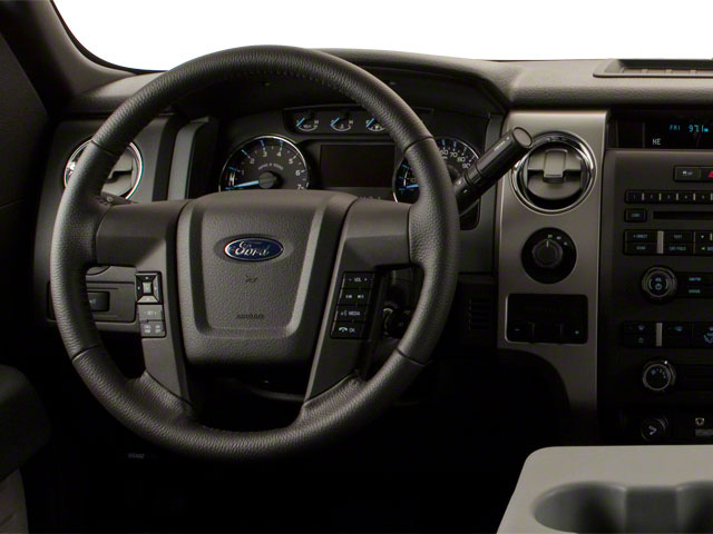 2011 Ford F-150 Prices and Values SuperCrew FX4 4WD driver's dashboard