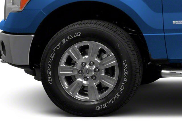 2011 Ford F-150 Prices and Values SuperCrew FX4 4WD wheel