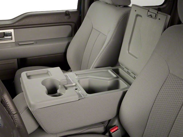 2011 Ford F-150 Prices and Values SuperCrew FX4 4WD center storage console