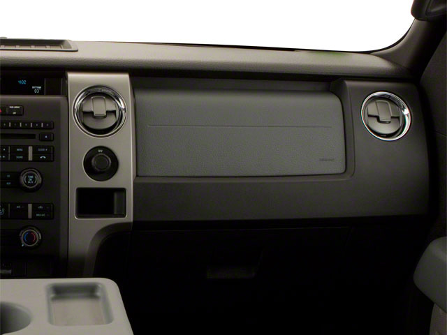 2011 Ford F-150 Prices and Values SuperCrew FX4 4WD passenger's dashboard