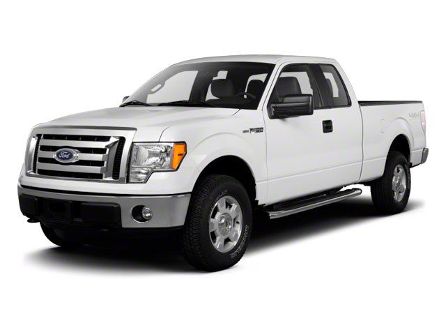 2011 Ford F-150 Prices and Values Supercab XLT 2WD