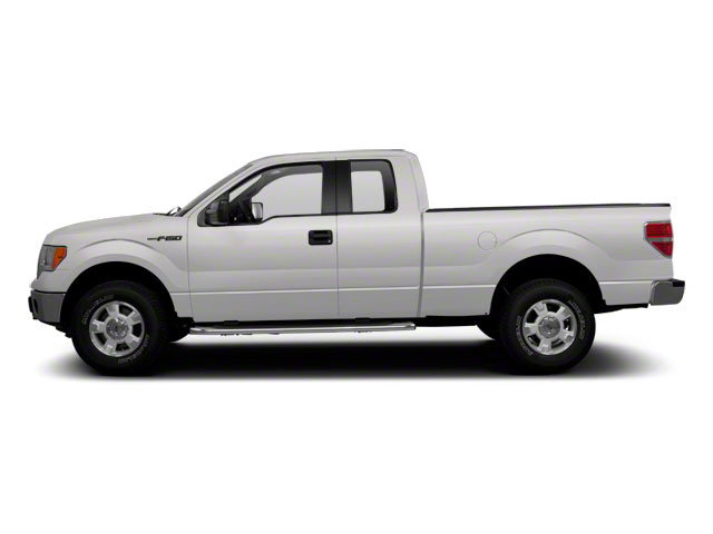 2011 Ford F-150 Prices and Values Supercab XLT 2WD side view