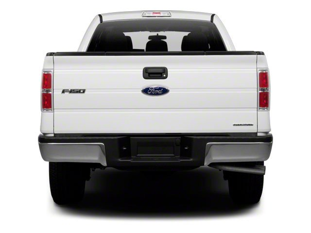 2011 Ford F-150 Prices and Values Supercab XLT 2WD rear view