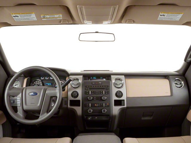 2011 Ford F-150 Prices and Values Supercab XLT 2WD full dashboard
