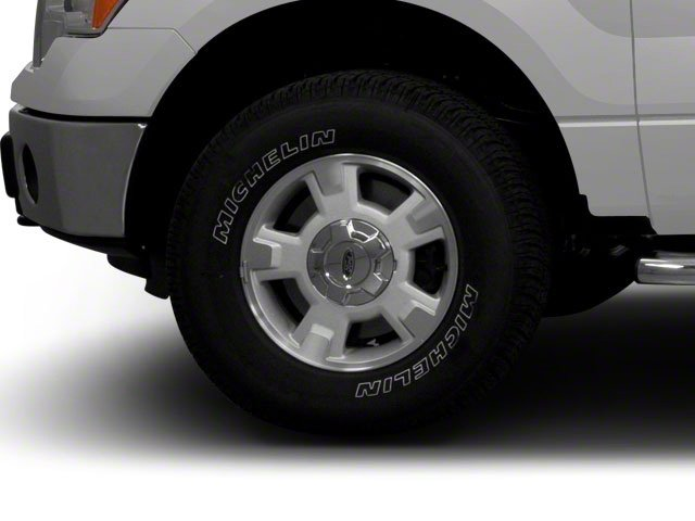 2011 Ford F-150 Prices and Values Supercab XLT 2WD wheel