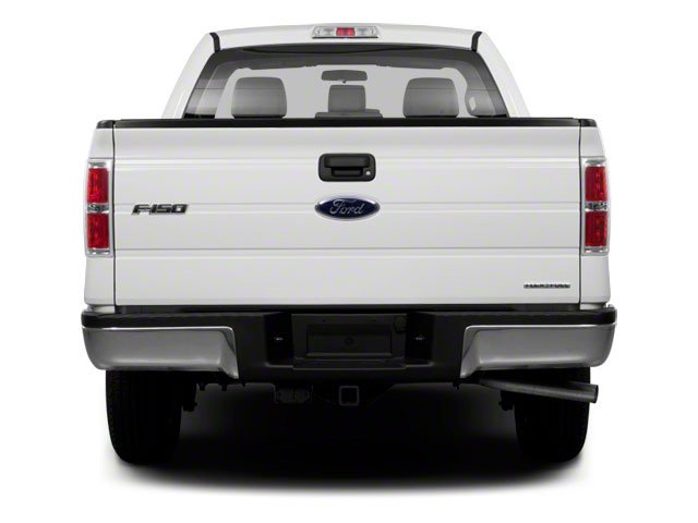 2011 Ford F-150 Prices and Values Regular Cab XL 2WD rear view
